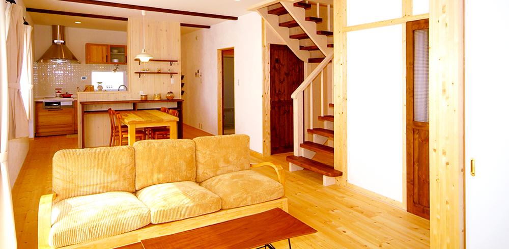 仕様 豊富なカラーやスタイルから選べる、自分にあった家づくり。 気軽にオーダー感を楽しめます