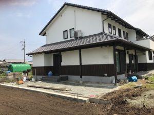 姫路市 ガレージ工事