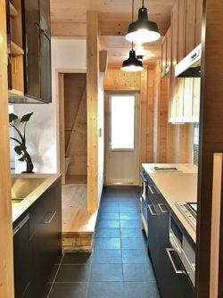 加古川市 土間キッチン
